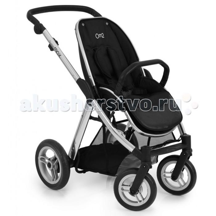 Прогулочная коляска Oyster MaxMaxПрогулочная коляска Oyster Max – это удобная и стильная коляска для комфортных прогулок. Имеет просторное и глубокое прогулочное сидение, которое устанавливается в любом направлении. Колеса с имитацией подкачивания, изготовлены из вспененной резины, удобная телескопическая ручка, передние поворотные колеса – все это делает коляску маневренной и легкой в управлении.  Предусмотрена установка дополнительного сидения, люльки или подножки для второго ребенка.  Прогулочный блок: Регулируемая спинка, включающая полностью горизонтальное положение. Пятиточечные ремни безопасности. Регулируемая подножка выполнена из прорезиненного материала, что облегчает уход за коляской. Установка в любом направлении. Трансформируется в коляску для погодок. Наборы текстиля Color Pack для обоих блоков приобретаются отдельно. Максимальная нагрузка 15 кг Легкий механизм сложения - книжка. Шасси: Облегченная алюминиевая рама. Передние, самоцентрирующиеся, поворотные колеса с фиксацией. Задние колеса большего диаметра. Телескопическая ручка с кожаным оплетом. Высота ручки регулируется от 103 до 115 см Амортизация передних и задних колес. Совместимость с автокреслами: Maxi Cosi, Cybex, Britax Roemer, Kiddy, BeSafe. Предусмотрена установка дополнительной люльки, прогулочного блока или подножки для второго ребенка. Размеры: Размер сиденья: 30 х 26 см Размер сиденья в горизонтальном положении: 30 х 85 см В сложенном виде с колесами: 60 х 56 х 80 см В сложенном виде без колес: 49 х 48 х 80 см<br>