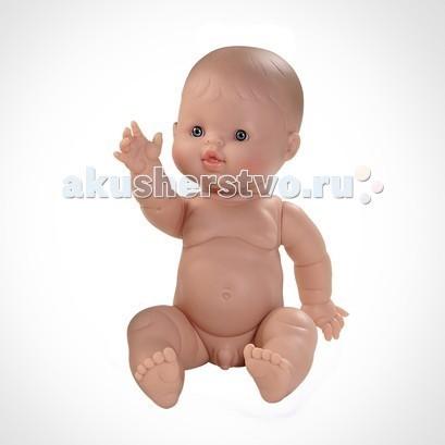 Куклы и одежда для кукол Paola Reina Горди без одежды 34 см 34021 кукла горди без одежды 34см м 34021 paola reina