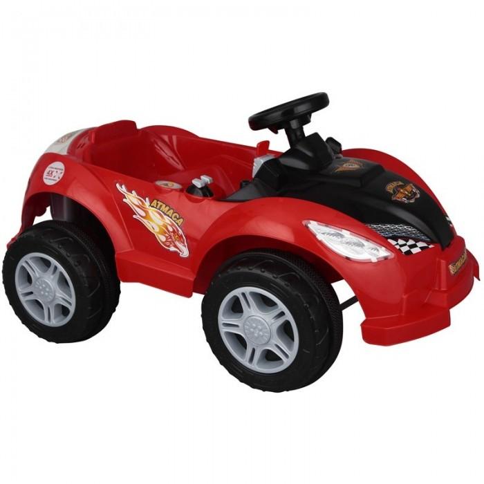 Электромобиль Pilsan Atmaca CarAtmaca CarУправляя этим автомобилем, Ваш ребенок с самого раннего детства приобретет навыки уверенного вождения. Ведь это фактически настоящий автомобиль, только маленький и безопасный.   Музыкальный сигнал (6 звуков) Аккумулятор 6V 7.5 Ah Колеса с бесшумным покрытием Рычаг переключения Вперед/Назад Удобное сидение со спинкой  Двигатель 1X6V  Для детей от 2-6 лет  Наличие плавкого предохранителя Педаль газа/тормоза Передние фары  Контрольная панель Умная система ключей (с подсветкой) Максимальная скорость 3.5 км/ч Максимальная грузоподъемность 25 кг  Размер машинки - 56х102х47 см.  Компания Pilsan начала свою историю в 1942 году. Сегодня – это компания-гигант индустрии крупногабаритных детских игрушек, которая экспортирует свою продукцию в 57 стран мира. Компанией выпускается 146 наименований продукции – аккумуляторные и педальные автомобили, велосипеды, развивающие игрушки и аксессуары для детей. Вся продукция Pilsan сертифицирована и отвечает международным стандартам качества.<br>