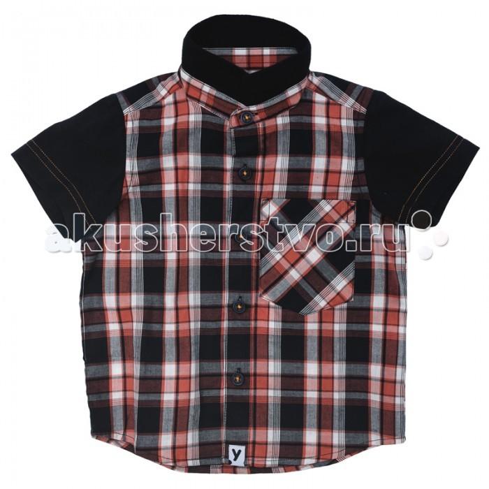 Блузки и рубашки Playtoday Рубашка для мальчика Монстрик