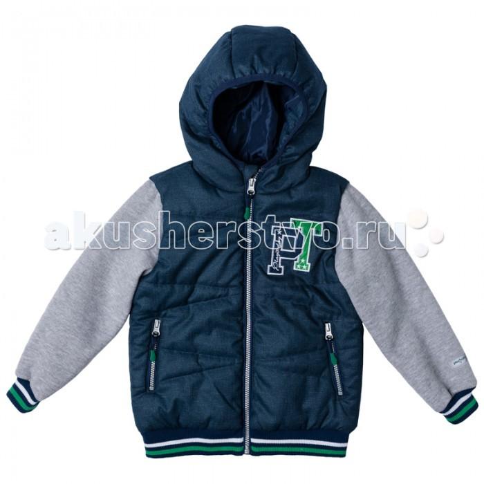 Playtoday Куртка для мальчика Автоклуб 171002Куртка для мальчика Автоклуб 171002Playtoday Куртка для мальчика. Эффектная утепленная куртка с капюшоном - отличное решение для прохладной погоды. Специальный карман для фиксации застежки-молнии не позволит застежке травмировать нежную детскую кожу. Даже у самого активного ребенка капюшон не спадет с головы за счет удобной мягкой резинки.  Модель дополнена светоотражателями. Рукава с начесом для дополнительного сохранения тепла. Куртка украшена яркой аппликацией.      Особенности:   Защита подбородка. Специальный карман для фиксации застежки-молнии. Наличие данного кармана не позволит застежке -молнии травмировать нежную кожу ребенка Капюшон на мягкой резинке  Светооражатель по низу изделия  Карманы на молнии Рукава с начесом Водоотталкивающая пропитка (кроме рукавов) Яркая аппликация.<br>