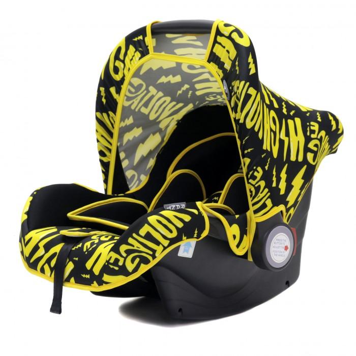 Автокресло Рант Miracle HVMiracle HVАвтокресло Рант Miracle HV 0+ редназначено для малышей с рождения и до 13 кг (приблизительно до года).   Сиденье удобной формы с мягким вкладышем обеспечивает защиту и идеальное положение шеи и спины малыша, а также делает кресло комфортным и безопасным.   Имеет внутренние 3-х точечные ремни безопасности с плечевыми накладками (уменьшают нагрузку на плечи малыша). Накладки обеспечивают плотное прилегание и надежно удержат малыша в кресле в случае ударов. Ремни удобно регулировать под рост и комплекцию ребенка без особых усилий.   Удобная ручка для переноски малыша регулируется в 4-х положениях: для устойчивости автокресла в автомобиле, для переноски малыша, вне автомобиля автокресло можно использовать как кресло-качалку или кресло-шезлонг.   Съемный тент защитит от яркого солнца или ветра, когда вы гуляете с малышом на свежем воздухе.  Съемный чехол автокресла Miracle изготовлен из гипоаллергенной эластичной ткани, легко чистится и стирается вручную или в деликатном режиме в стиральной машине при температуре 30 градусов.  Установка и крепление: Автокресло (переноска) Miracle устанавливается лицом против движения автомобиля и крепится штатными автомобильными ремнями. Ребенок фиксируется внутренними ремнями безопасности. Такое положение обеспечивает максимальную безопасность маленькому пассажиру. Рекомендуется устанавливать автокресло на заднем сиденье автомобиля. Производитель допускает перевозку на переднем сиденье, в этом случае необходимо отключить фронтальные подушки безопасности.   Основные характеристики автокресла Miracle: Удобная ручка для переноски малыша регулируется в 4-х положениях.  3-х точечные ремни безопасности с мягкими накладками.  Регулировка высоты ремней безопасности в 2 положениях.  Съемный тканевый тент.  Съемный мягкий вкладыш.  Чехол автокресла снимается и стирается при температуре 30 градусов.  Соответствует европейским стандартам безопасности и качества ECE R44/04.<br>