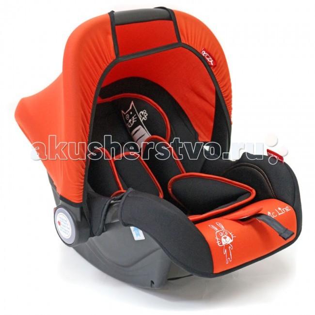 Автокресло Рант MiracleMiracleДетское автокресло (переноска) Miracle - предназначено для малышей с рождения и до 13 кг (приблизительно до года).  Сиденье удобной формы с мягким вкладышем обеспечивает защиту и идеальное положение шеи и спины малыша, а также делает кресло комфортным и безопасным.  Имеет внутренние 3-х точечные ремни безопасности с плечевыми накладками (уменьшают нагрузку на плечи малыша). Накладки обеспечивают плотное прилегание и надежно удержат малыша в кресле в случае ударов. Ремни удобно регулировать под рост и комплекцию ребенка без особых усилий.  Удобная ручка для переноски малыша регулируется в 4-х положениях: для устойчивости автокресла в автомобиле, для переноски малыша, вне автомобиля автокресло можно использовать как кресло-качалку или кресло-шезлонг.  Съемный тент защитит от яркого солнца или ветра, когда вы гуляете с малышом на свежем воздухе.  Съемный чехол автокресла Miracle изготовлен из гипоаллергенной эластичной ткани, легко чистится и стирается вручную или в деликатном режиме в стиральной машине при температуре 30 градусов.   Установка и крепление: Автокресло (переноска) Miracle устанавливается лицом против движения автомобиля и крепится штатными автомобильными ремнями. Ребенок фиксируется внутренними ремнями безопасности. Такое положение обеспечивает максимальную безопасность маленькому пассажиру. Рекомендуется устанавливать автокресло на заднем сиденье автомобиля. Производитель допускает перевозку на переднем сиденье, в этом случае необходимо отключить фронтальные подушки безопасности.   Основные характеристики автокресла Miracle: Удобная ручка для переноски малыша регулируется в 4-х положениях.  3-х точечные ремни безопасности с мягкими накладками.  Регулировка высоты ремней безопасности в 2 положениях.  Съемный тканевый тент.  Съемный мягкий вкладыш.  Чехол автокресла снимается и стирается при температуре 30 градусов.  Соответствует европейским стандартам безопасности и качества ECE R44/04.<br>