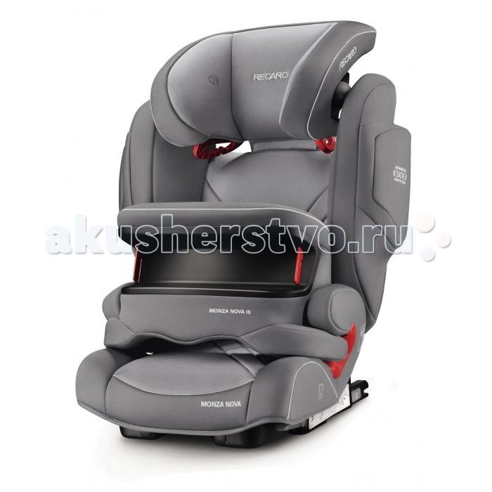 Автокресло Recaro Monza Nova IS SeatfixMonza Nova IS SeatfixДетское автокресло Recaro Monza Nova IS единственное в мире автокресло со встроенной аудиосистемой! Максимальная боковая защита! (12см) Не имеет аналогов в мире!  Особенности: возраст ребенка от 9 мес. до 12 лет вес ребенка от 9 до 36 кг усиленная двойная боковая защита, самая большая в своем классе (12 см, в отличии от всех прочих – 7-8 см) удобный и максимально прочный каркас из ударопрочного, энергопоглощающего пластика нетоксичен и долговечен в сочетании с мягкой, гипоалергенной обивкой это дает гарантию высокого уровня комфортности 3 уровня положения для комфортного сна позволяют вашему ребенку уютно себя чувствовать и отдыхать даже во время самых  база IsoFix SeatFix (встроенная) вентиляционные каналы  Свойства материала: мягкий прочная поверхность повышенная циркуляция воздуха устойчивый к загрязнениям и пятнам сохраняет свой внешний вид в течении всего срока службы гарантированная гипоаллергенность не впитывает тяжелые металлы и выхлопные газы автомобиля, табачный дым и другие посторонние запахи<br>