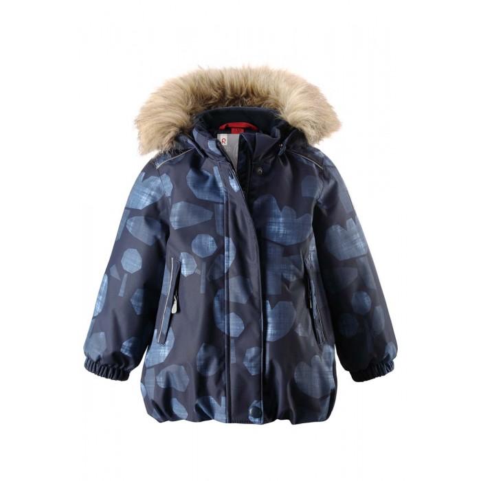 Reima Куртка зимняя 511256CКуртка зимняя 511256CReima Куртка зимняя 511256C для малышей.  Особенности: все швы проклеены и водонепроницаемы водо- и ветронепроницаемый, «дышащий» и грязеотталкивающий материал крой для девочек гладкая подкладка из полиэстра безопасный съемный капюшон с отсоединяемой меховой каймой из искусственного меха эластичные манжеты регулируемый подол два кармана на молнии светоотражающие детали от 0 -20 Стирать по отдельности, вывернув наизнанку. Перед стиркой отстегните искусственный мех. Застегнуть молнии и липучки. Стирать моющим средством, не содержащим отбеливающие вещества. Полоскать без специального средства. Во избежание изменения цвета изделие необходимо вынуть из стиральной машинки незамедлительно после окончания программы стирки. Можно сушить в сушильном шкафу или центрифуге (макс. 40 °C).<br>
