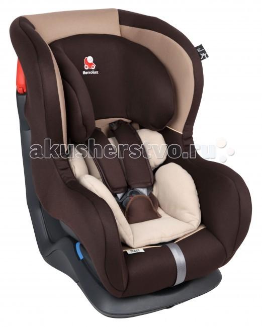 Автокресло Renolux AustinAustinДетское автокресло Renolux Austin возрастной группы 0/1 предназначено для новорожденных и до 4 лет. Обладая мягкой, толстой подкладкой из полиуретановой пены, кресло обеспечивает максимальный комфорт ребенку во время передвижения в автомобиле. Автокресло имеет множество регулируемых частей: подголовник настраивается по высоте, пятиточечные ремни подгоняются под ребенка, а само кресло может меняет угол наклона. Мягкий чехол легко снимается и стирается.   Кресло изготовлено по технологии, которая отвечает строгим требованиям европейского стандарта безопасности ECE R44/03. Основным преимуществом данной технологии является применение высокоплотного полиуретана и прочной стали, что обеспечивает дополнительную защиту ребенка во время столкновения.  Особенности: Дополнительная боковая защита Комфортная и толстая подкладка (около 8 см) из полиуретановой пены За счет регулируемого подголовника кресло настраивается по высоте Технология натяжения штатного ремня безопасности позволяет правильно закрепить кресло в салоне автомобиля Плечевые накладки ремней безопасности с антискользящим покрытием Регулируемые по высоте внутренние пятиточечные ремни безопасности Устанавливается по ходу движения автомобиля Приятное на ощупь внешнее покрытие снимается и стирается  Соответствует требованиям последнего европейского стандарта безопасности ECE-R44/04<br>