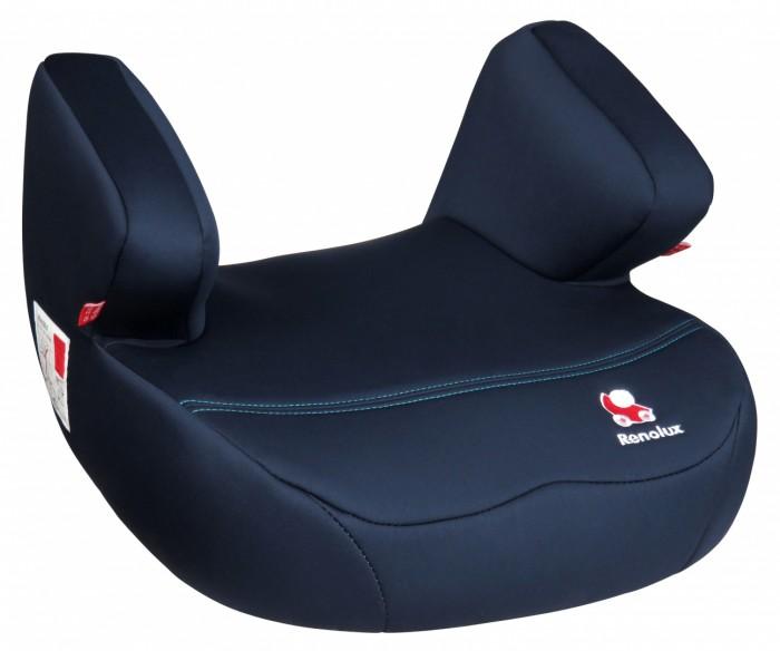 Бустер Renolux JetJetБустер Renolux Jet для детей от 4 до 12 лет представляет собой основание с анатомическим сиденьем, имеет закругленные формы для комфорта ребенка. Обладая мягкой, толстой подкладкой из полиуретановой пены, кресло обеспечивает максимальный комфорт ребенку во время передвижения в автомобиле. Кресло изготовлено по технологии, которая отвечает строгим требованиям европейского стандарта безопасности ECE R44/03.   Основным преимуществом данной технологии является применение высокоплотного полиуретана и прочной стали, что обеспечивает дополнительную защиту ребенка во время столкновения. Автокресло-бустер разработано для того, чтобы приподнять ребенка на нужную высоту и отрегулировать его посадку таким образом, чтобы он мог быть правильно пристегнут базовыми ремнями автомобиля.  Особенности: Хорошо подходит для длительных поездок Универсальное и практичное кресло Комфортная и толстая подкладка (около 8 см) из полиуретановой пены Устанавливается по ходу движения автомобиля Соответствует требованиям последнего европейского стандарта безопасности ECE-R44/04  Размер автокресла: 26.5x40x44 см. Вес: 1.5 кг.<br>