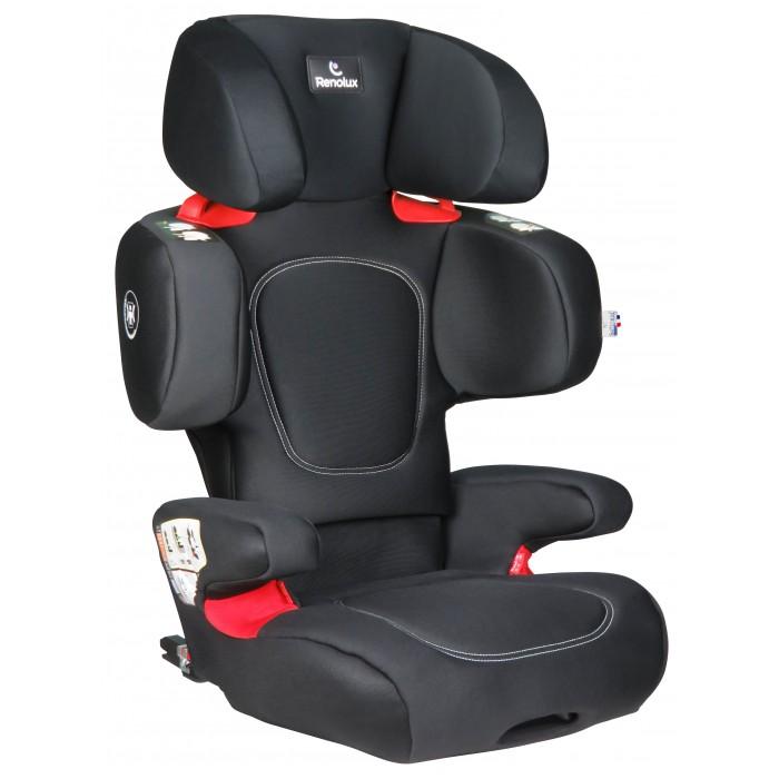 Автокресло Renolux Stepfix 2/3Stepfix 2/3Автомобильное кресло Renolux StepFix 2/3 кресло соответствуют самым жестким действующим на сегодняшний день в ЕС правилам ECE R44.04.  Cтандарты RENOLUX выше, чем установленные действующим европейским законодательством.  Автокресло RENOLUX  RENOFIX  группа 2/3 предназначено для перевозки детей с 15 до 36 килограмм (примерно с 3,5 лет, рост от 95 см. до 12 лет). Кресло изготовлено  по фирменной технологии THD-CONFORT: с использованием пены высокой плотности . На каркас автокресла  по специальной технологии, нанесен мягкий материал, вспененный пенополиуретан высокого давления. Каркас с усиленной боковой защитой делает кресло очень прочным, а пенополиуретан высокой плотности, в отличии от жестких пластиков, имеет высокую способность поглощения энергии удара, обеспечивая максимально эффективную защиту для вашего ребёнка при аварии. Кресло очень прочное и одновременно необыкновенно мягкое и комфортное, оно принимает форму ребёнка, подстраиваясь под маленького пассажира. Это очень важно, особенно в длительных поездках. Ребёнок чувствует себя удобно и не стремится покинуть автокресло, что очень важно для безопасности.  Кресло имеет усиленную защиту от боковых ударов. Кресло оснащено системой STEPFIX позволяющей зафиксировать кресло в автомобиле, оборудованном системой ISOFIX. Система STEPFIX имеет  регулировку (4 позиции).   Спинка автокресла меняет угол наклона и раздвигается в высоту.   Автокресло крепится в автомобиле с помощью штатных трехточечных ремней безопасности и системой STEPFIX. Чехол автокресла съёмный, сделан из высококачественных материалов. Его можно легко снять и постирать при необходимости.  Произведено во Франции.<br>
