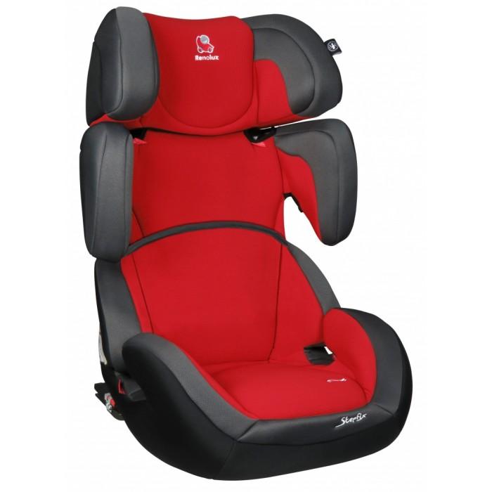 Автокресло Renolux StepFixStepFixАвтомобильное кресло Renolux StepFix 2/3 предназначено для безопасной перевозки в автомобиле детей весом от 15 до 36 кг, одобрено в соответствии со стандартами ECE R44/04.  Супер-адаптируемое кресло, которое растет вместе с Вашим ребенком. Широкое и удобное, в нем малыш себя будет чувствовать комфортно даже в длительных путешествиях. Стильный дизайн, который будет идеально гармонировать с любым салоном автомобиля. Благодаря коннекторам Isofix Ваша поездка будет максимально безопасна.  Особенности: Подголовник регулируется по ширине и высоте. Коннекторы Isofix. Регулировка наклона спинки. Усиленная боковая защита. Простая и быстрая установка. Стильный дизайн. Очень мягкая ткань.  Размеры (Длина х Ширина х Высота): 52 х 48.5 х 65.5 см Вес: 7.2 кг<br>