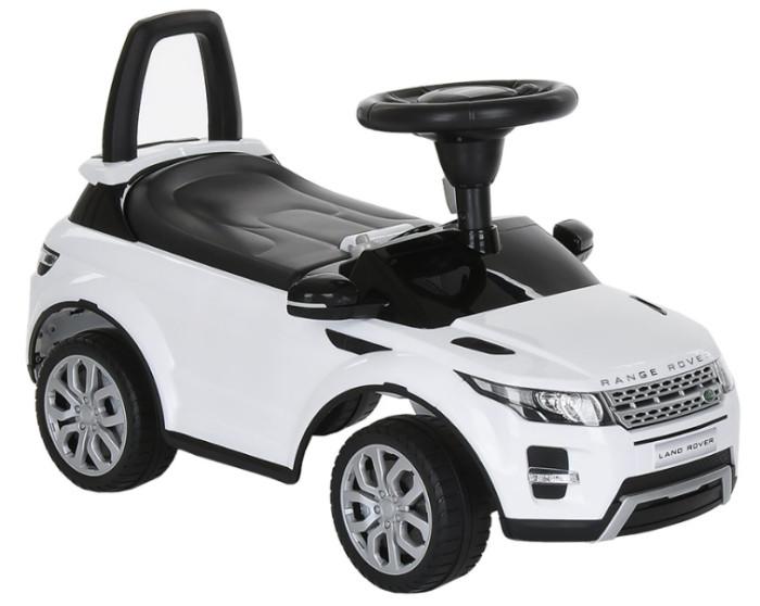 Каталка Chilok Bo Range RoverRange RoverChilok Bo Каталка Range Rover  Особенности: Музыкальная панель Со звуком двигателя Движение: вперед-назад Окраска: глянцевый пластик Возраст ребенка: 3-6 лет Максимальный вес: до 20 кг Размер машинки: 67.5 х 30 х 30.5 см<br>