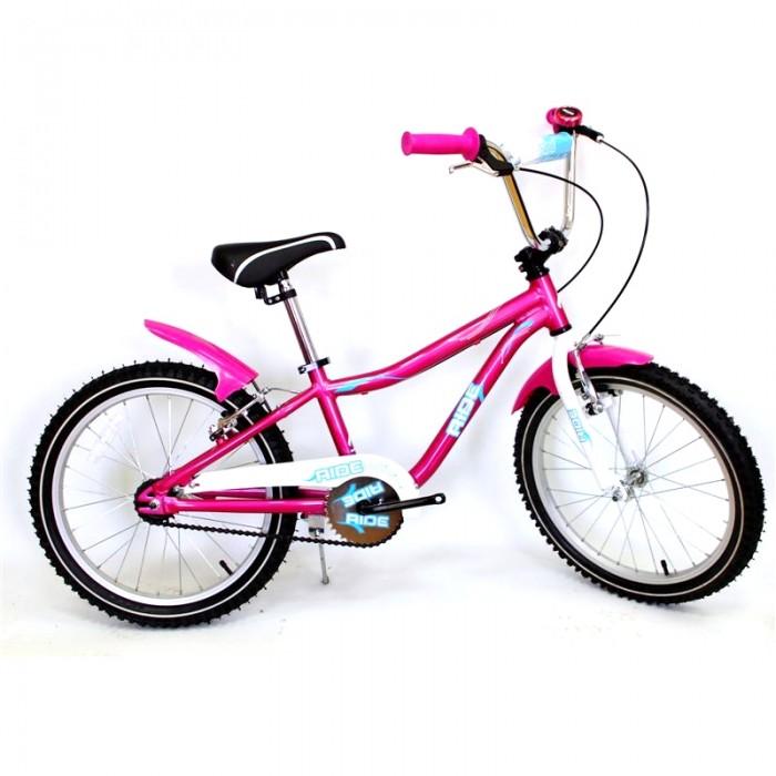 Велосипед двухколесный Mars Ride 20Ride 20Велосипед двухколесный Ride 000020 поможет прекрасно провести время, а также мышцы малыша будут в тонусе.   Особенности: диаметр колес 20 дюймов аллюминиевая рама мягкое сиденье регулируется по высоте приподнятые пластмассовые крылья передний ручной тормоз и задний ножной тормоз звонок<br>