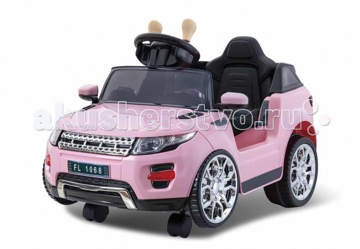 Электромобиль RiverToys O444OOO444OOЭлектромобиль RiverToys O444OO - это ходунки и каталка, совмещенные в едином транспортном средстве. На нем малыш сможет ездить, как по дому, так и во дворе или на спортивной площадке.  Детский электромобиль-ходунки оснащен пластиковыми колесами, сидением с ремнями безопасности, светящимися фарами (передними и задними). Для предупреждения опасности ребенок может подать настоящий звуковой сигнал. Запуск мотора осуществляется с кнопки. Имеется пульт ДУ, работающий по bluetooth. Также предусмотрена возможность механического управления (переключается кнопками на задних колесах) за счет удобной ручки с регулировкой по высоте.  Особенности: Детский электромобиль предназначен  для детей от 1 до 3 лет Аккумулятор: 6V/4.5A Одно посадочное место, оснащенное ремнём безопасности Время работы - 1 час, заряда батареи — 2 часа Пульт (Bluetooh) дистанционного управления для родителя (можно полностью управлять машинкой) действует на 30 м +-5 м Пультом можно полностью контролировать езду ребенка (остановить, изменить направление движения, поворачивать) Передняя/задняя скорость (1-2 км/ч) Движение по кругу (360 градусов) Подсветка современной панели приборов  Открывающиеся двери Плавный разгон Пластиковое мягкое сидение USB-вход,SD-вход<br>