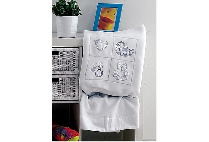 Плед Roman Baby RomanticaRomanticaПокрывало Roman Baby Romantica  идеально подойдет для Вашего малыша. Можно использовать как одеяло, и как покрывало для кресла, кроватки или дивана.   Особенности:    оригинальная авторская вышивка  мягкий материал не раздражает нежное тельце ребенка, и не доставляет ему неудобств - не имеет жестких швов и необработанных краев  отлично сохраняет тепло  удобство и простота в использовании  благодаря устойчивым красителям сохраняет насыщенность красок и безупречный вид после стирки  качество материала обеспечивает лёгкость стирки и долговечность   Материал: флис Размер: 110х150 см<br>