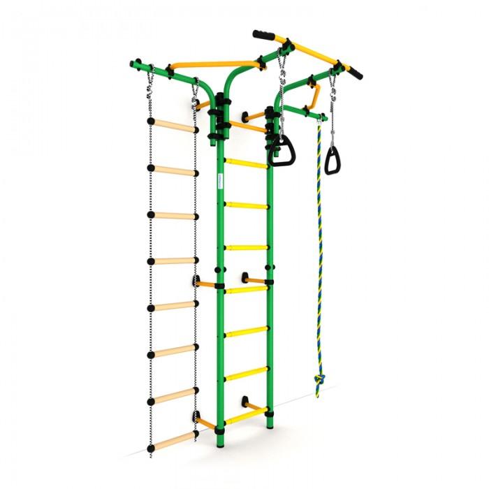 Шведские стенки Romana Детский спортивный комплекс Карусель S5