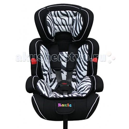 Группа 1-2-3 (от 9 до 36 кг) Roxie Zoo 208-BXS массаж для детей от 1 до 3 лет