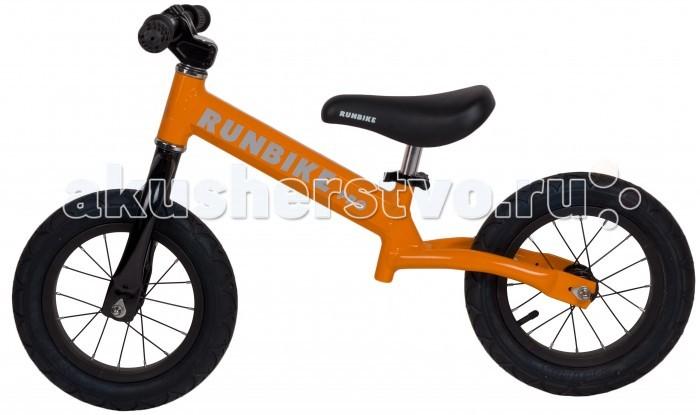 Беговел Runbike ProProБеговелы Runbike – это детские двухколесные велосипеды, у которых нет педалей. Они совмещают в себе черты велосипеда и самоката и помогают держать равновесие.  Характеристики: Беговел подходит для детей от 2.5 лет  Легкая регулировка седла в диапазоне от 36 до 48 см  Светоотражающий логотип Reflective RX для большей безопасности Суперлегкая алюминиевая рама (сплав Alu-pro) с интегрированной опорой для ног.  Максимально комфорт вращения руля за счет интегрированной рулевой колонки Neco  Снижение веса беговела: алюминиевый вынос руля, руль, подседельный штырь, обода колес, втулки колес.  У каждого ранбайка свой уникальный порядковый номер - годовая гарантию на каждый беговел. Седло легко можно отрегулировать без инструментов. Надувные колеса Вес: 3.9 кг<br>