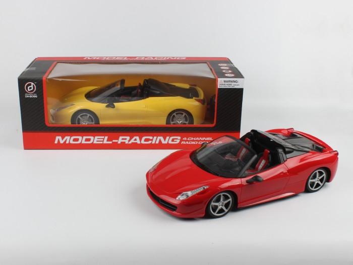 Машины Shenglong Машина на радиоуправлении Model Racing 1:24 bluesea машинка на радиоуправлении racing car цвет синий