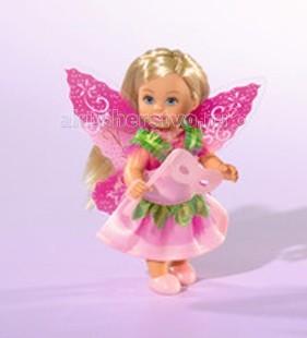 Куклы и одежда для кукол Simba Кукла Еви фея simba еви и пупс в кроватке