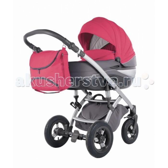Коляска Tako Omega Grey 2 в 1Omega Grey 2 в 1Коляска Tako Omega Grey 2 в 1  - модульная коляска, предназначена для детей с рождения до 3 лет. Стильная, надежная, универсальная коляска!  Производитель соединил инновационное решения (легкость и комфорт), стильный дизайн и высокое качество. У коляски: облегчённая каркасная люлька с пластиковым дном, система установки блоков клик-клик, алюминиевая рама и много других новшеств!  Особенности модели: Возможность установки блоков в 2 направлениях Система установки блоков клик-клик Система anti-shock Центральный тормоз Пневматические колеса Верхняя двухступенчатая амортизация Ручка для переноски сложенного каркаса Регулировка высоты родительской ручки, выполненной из эко-кожи Внешняя регулировка спинки в люльке до 8 положений Регулировка наклона спинки сидения прогулочного блока в 4 положениях, до положения лежа Съемный бампер с мягкой перемычкой между ножек Регулировка подножки в 2 положениях, выполненная из эко-кожи Дополнительный солнцезащитный козырек в капюшонах, а так же задняя отстегивающаяся часть в капюшонах со встроенной москитной сеткой для проветривания Бесшумное складывание капюшона.<br>
