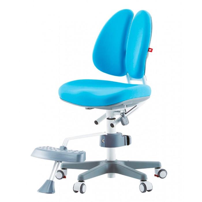 TCT Nanotec Кресло DUO с подставкой для ногКресло DUO с подставкой для ногTCT Nanotec Кресло DUO с подставкой для ног - одно из лучших ортопедических кресел с корсетной системой поддержки позвоночника.  Особенности: Кресло Orto-Duo подойдет малышу от 110 см и до роста взрослого человека; Эргономичное сидение и спинка; Подставка для ног для идеальной регулировки правильной посадки ребенка; Возможно использовать как с растущими партами, так и с обычными столами;  Способно вращаться, но Вы можете установить блокиратор вращения; Колесики с фиксаторами; Для роста от 110 до 185 см; Главная особенность - двойная спинка, т.е. две опоры для спины. В кресле ORTO-DUО сидящий чувствует себя так, как будто его поддерживают со спины не одной, а двумя руками. Правая и левая части спинки надёжно удерживают тело независимо от направления наклона. Всё это позволяет максимально сохранить осанку при работе сидя, создавая максимальное удобство.  Рекомендованная нагрузка на кресло 80 кг, но оно легко выдерживает вес 100 кг. Колёса имеют функцию блокировки вращения, которую можно отключить.<br>