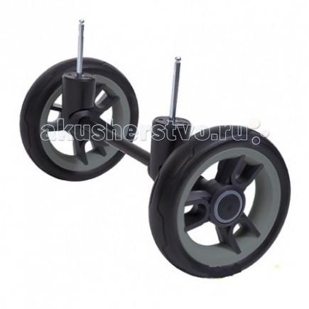 Teutonia Комплект колес для бездорожья Cross Country для BeYou/CosmoКомплект колес для бездорожья Cross Country для BeYou/CosmoTeutonia Комплект колес для бездорожья Cross Country для BeYou/Cosmo.  Подходят для прогулок по бездорожью. Скользят тихо и легко. Гарантируют плавное перемещение и сокращение усилий, необходимых для движения коляски.   Особенности: предназначены для колясок Teutonia: BeYou, Cosmo подходят для прогулок по бездорожью (снегу, песку, лесным дорожкам, пересеченной местности) колеса большие, неповоротные крепятся очень просто, без дополнительные инструментов плавное перемещение и сокращение усилий, необходимых для движения коляски при необходимости легко чистятся и моются.<br>