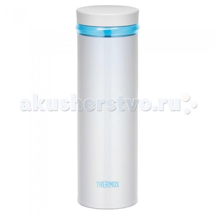 Термос Thermos JNO-500 500 млJNO-500 500 млThermos JNO - удобный термос от популярной компании. Термопосуда имеет классический дизайн. При объеме в 500 мл весит всего лишь 210 г.  Корпус и внутренняя колба изготовлены из первоклассной нержавеющей стали. В термосе предусмотрена система вакуумной теплоизоляции, которая сохраняет необходимую температуру длительное время.  Основное преимущество - небольшой размер, что позволяет комфортно использовать термопосуду Термос как в быту, так и в дороге. Thermos JNO поставляется в картонной упаковке для удобной и безопасной транспортировки.<br>