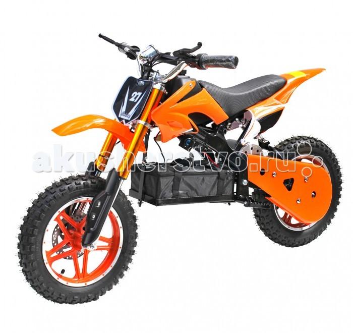 Электромобиль TopGear Мотоцикл КроссМотоцикл КроссЭлектромобиль TopGear Мотоцикл Кросс отличается ярким красочным внешним видом, агрессивным дизайном, стильным исполнением и изготовлено из высококачественных надежных материалов, благодаря чему прослужит долгое время, радуя своего владельца.    Особенности: колеса, размер: 250-10 максимальная нагрузка: 65 кг размер (см): 120 x 82,5 x 92 масса: 33 кг для детей от 10 лет аккумулятор: 36В/12Ач мотор: 800 Вт привод: цепь максимальная скорость: 30 км/ч.<br>