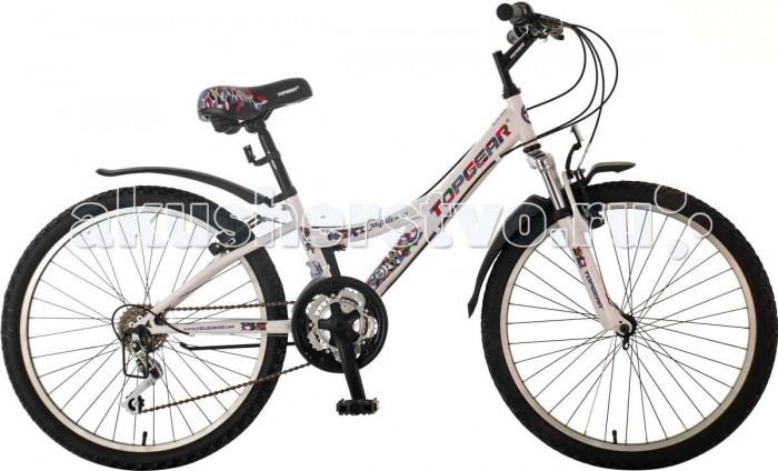 Велосипед двухколесный TopGear Mystic 210 20Mystic 210 20Велосипед двухколесный TopGear Mystic 210 20 велосипед  подростковый для девочек. Благодаря мощным шинам велосипед Топ Гир Мистик обладает высокой проходимостью и может использоваться на местности с любым рельефом. Эргономичный, регулируемый по высоте руль и удобное сиденье велосипеда Top Gear Mystic 210 гарантируют ребенку длительную комфортную поездку.<br>