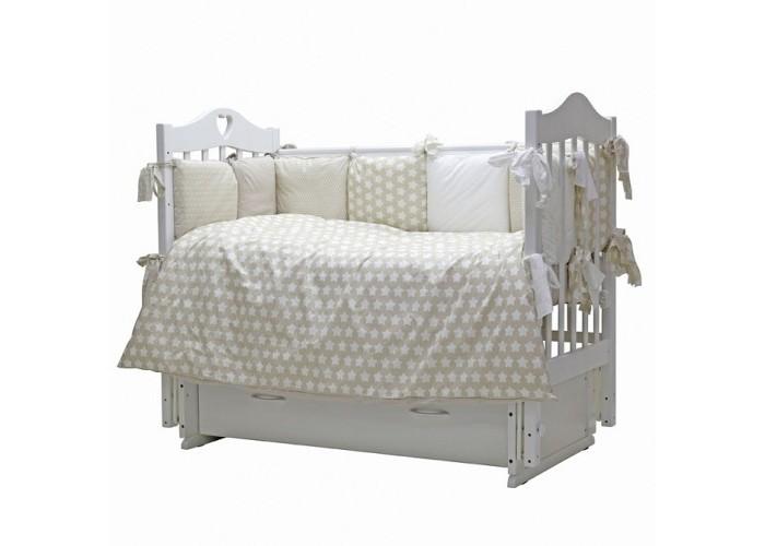 Комплект в кроватку Топотушки 12 месяцев (6 предметов)