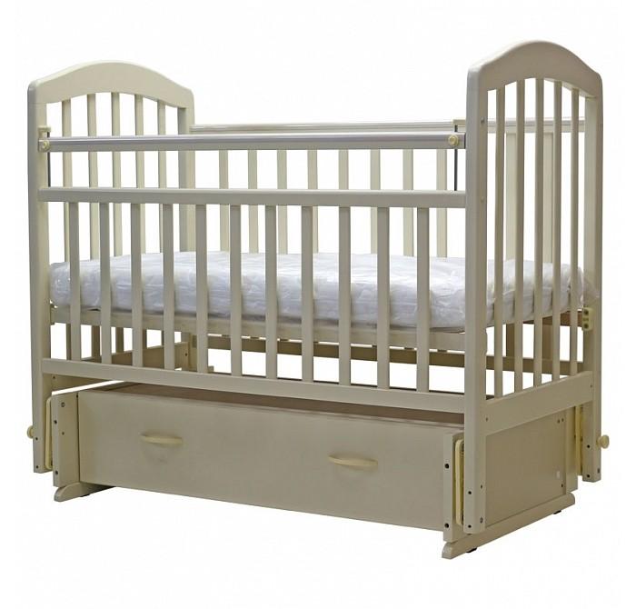 Детская кроватка Топотушки Лира-7