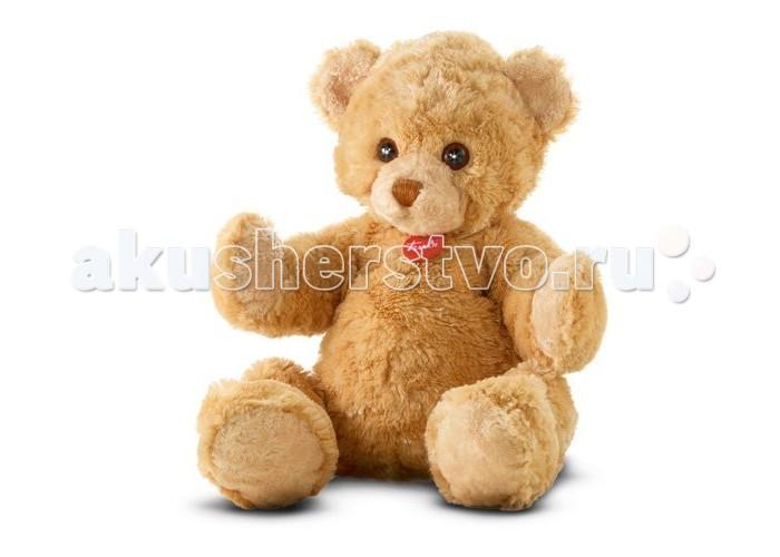 Мягкая игрушка Trudi Бежевый медвежонок КрапфенБежевый медвежонок КрапфенМягкая игрушка Trudi Бежевый медвежонок Крапфен. Перед вам представитель линейки Classic Bears бежевый медвежонок Крапфен. Знаете ли вы, что Krapfen – название знаменитых пончиков, которые готовят в Австрии и Венгрии? Неудивительно, что для медвежонка было выбрано именно это имя. Ведь он такой же сладкий, как и пончики! Бежевый медвежонок не только выглядит очаровательно, он еще и невероятно мягкий благодаря высококачественному плюшу, используемому для изготовления каждой игрушки Trudi.   Медвежонок хорошо переносит стирку в машинке-автомате (внимание: температура не должна быть выше 30 градусов), не линяет, очень прочен.   Итальянский бренд Trudi более полувека выпускает мягкие игрушки, которые нравятся детям и взрослым во всем мире. И, конечно же, в этой компании знают, как делать настоящих плюшевых медведей.<br>