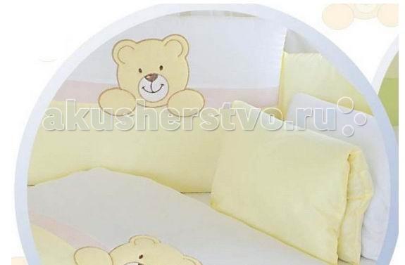 Постельное белье Tuttolina Teddy Bear (3 предмета)