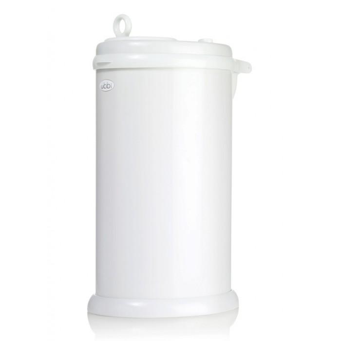 Ubbi Накопитель для использованных подгузниковНакопитель для использованных подгузниковUbbi Накопитель для использованных подгузников  - сделан из стали с порошковым покрытием, что позволяет отлично предупреждать появление неприятных запахов. Она оснащена резиновыми уплотнителями, которые были специально сделаны таким образом, чтобы блокировать распространение запахов и оставлять их внутри корзины, а также выдвижной крышкой, которая минимизирует проникновение воздуха и также помогает оставлять неприятные запахи внутри корзины.   Для того чтобы удовлетворять потребности современных родителей, которые заботятся о сохранении окружающей среды, в этой корзине для подгузников мы объединили удобство в использовании и экономию денег по сравнению с любыми стандартными пакетами для мусора или многоразовым тканевым мешком для подгузников. Корзину очень просто и удобно использовать: наполнять, очищать от использованных подгузников и чистить.   Отличаясь современным и изысканным дизайном, необычным для такого предмета первой необходимости, изящная корзина для подгузников Ubbi включает в себя предохранитель от открывания её детьми. В наличии имеется 12 цветов и 5 видов рисунка. Только стиль и никакого неприятного запаха: привлекательное решение для каждой детской комнаты!  Особенности: сделан из стали с покрытием резиновые уплотнения инновационная выдвижная крышка не требует специальных пакетов экологически чистый защита от детей замок безопасности безопасный, удобный и экономичный легко загружать, использовать, пустой и чистый вмещает до 55 шт памперсов награда за дизайн в наличии 12 цветов и 5 моделей.  Контейнер для использованных подгузников UBBI можно использовать без специальных пакетов!<br>