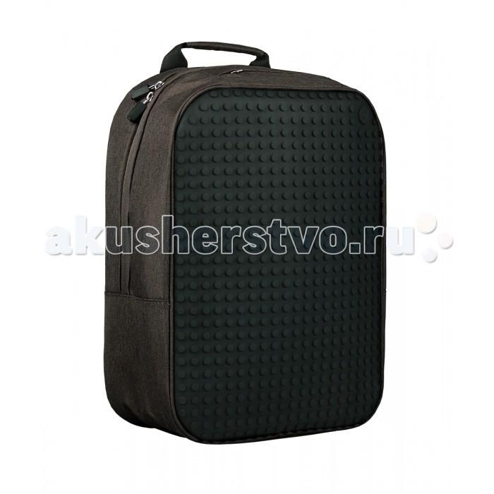 """Upixel Пиксельный рюкзак большой (ортопедическая спинка) Canvas classic pixel Backpack WY-A001Пиксельный рюкзак большой (ортопедическая спинка) Canvas classic pixel Backpack WY-A001Upixel Пиксельный рюкзак большой (ортопедическая спинка) Canvas classic pixel Backpack WY-A001 надёжный и вместительный рюкзак для ноутбука с эргономической спинкой. Ткань с водоотталкивающей пропиткой и утолщённые внутренние стенки обеспечат отличную защиту вашему цифровому помощнику с диагональю экрана 15"""". А современный дизайн и возможность ежедневно изменять внешний вид рюкзака всегда будут создавать акцент и задавать ваш тренд окружающим.   Силиконовая поверхность: 21 ряд, 28 линий.<br>"""