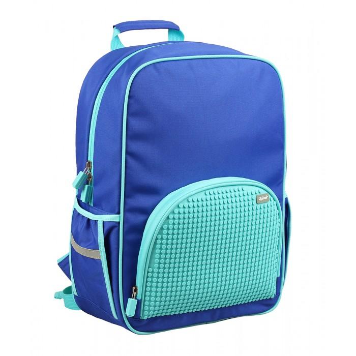 Upixel Школьный рюкзак в ярких красках WY-A022-aШкольный рюкзак в ярких красках WY-A022-aUpixel Школьный рюкзак в ярких красках WY-A022-a поиски школьного рюкзака это порой целая дилемма. Он должен быть, в первую очередь красивым по запросу малыша, а по родительскому подходу, практичным, крепким и вместительным. Данный вариант подходит по всем запросам и не мало важно, что для ребенка может стать главным, это возможность изменения внешнего вида рюкзака, так как оформление полностью зависит от фантазии малыша. А окрас будет идеально подчёркивать практически любой пиксельный арт создаваемый маленьким дизайнером.  Особенности: размеры: 32 х 38 х 14 см  силиконовая поверхность: 32 ряда, 26 линий вместимость - 21 литр набор разноцветных пикселей к рюкзаку - 120 шт.<br>