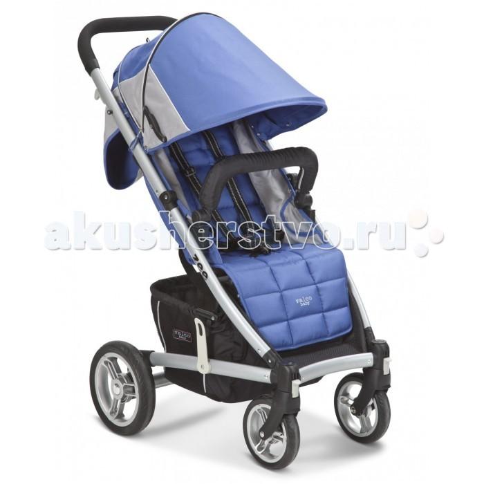 Прогулочная коляска Valco baby ZeeZeeПрогулочная коляска Valco baby Zee – прекрасная прогулочная коляска премиум-класса. Благодаря полностью горизонтальному наклону спинки, ее можно использовать с самого рождения.   Текстильная обивка Valco Baby Zee сшита очень качественно из высокопрочных материалов, все швы дополнительно проклеены, а, значит, малыша не продует даже при сильном ветре.  Особенности: прогулочная коляска для детей с рождения до 3 лет (весом до 20 кг); удобное широкое сидение - 34 см, глубина - 20 см; можно установить люльку для новорожденного (приобретается отдельно); спинка имеет регулируемый угол наклона (включая полностью горизонтальное); съемный мягкий матрасик для самых маленьких; пятиточечные ремни безопасности; съемный бампер; объемный капюшон отлично защищает даже при горизонтальном положении спинки; очень качественная тканевая обивка, отличное исполнение швов, которые не пропускают сильный ветер; ручка регулируется по высоте; рама коляски изготовлена из облегченного алюминия; есть возможность установки дополнительного сидения; компактно складывается книжкой, имеет защелку для фиксации в сложенном виде; четыре колеса из высококачественной резины, передние – фиксируемые поворотные; колеса обеспечивают плавный ход, не гремят на неровностях; ножной стояночный тормоз не пачкает обувь.  Размеры: Вес: 8,6 кг  Размеры (Д/Ш/В): 88x54x102 см Размеры в собранном виде (Д/Ш/В): 72x54x38 см Ширина сидения: 34 см.<br>