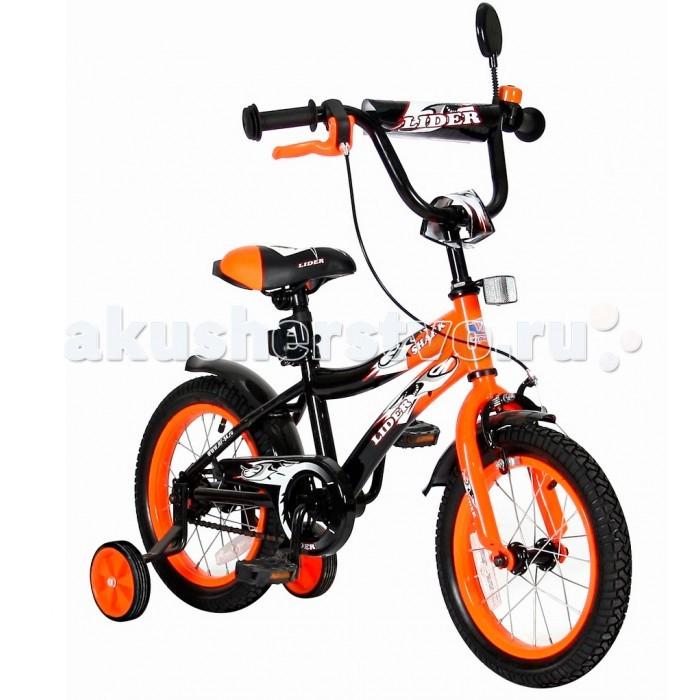 Велосипед двухколесный Velolider Lider Shark 14