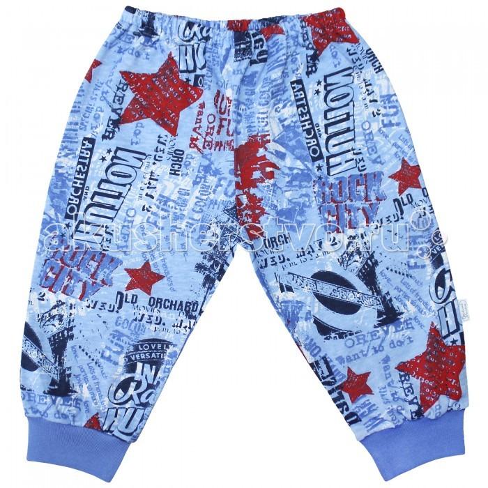 Брюки, джинсы и штанишки Веселый малыш Штанишки Звезда 33170 детская одежда