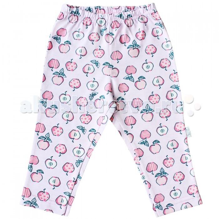 Брюки, джинсы и штанишки Веселый малыш Штанишки Яблочки 135/170 детская одежда