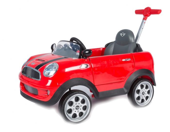 Каталка Vip Toys Mini ZW455 с ручкойMini ZW455 с ручкойЯркая качественная каталка сделана в стиле авто с музыкальным рулем. Удобная спинка. Вращаемый руль регулирует направление движения машинки поворотом передних колес. Удобное эргономичное сидение. Детские каталки оборудованы телескопической ручкой для мамы, с помощью которой она может управлять передними колесами каталки и рулить в процессе передвижения.  Под ножками ребенка есть выдвижной пол, который выдвигается, что бы ребенок мог поставить ножки в то время, когда мама управляет каталкой. Пол можно задвинуть под сидения и тогда ребенок может самостоятельно ножками передвигать транспорт. На руле каталки есть музыкальные кнопки и сигнал. Ремни безопасности имеются. Открывающаяся дверь.  Стиль и дизайн гоночной техники придаст игре реальности и добавит незабываемых впечатлений от игры и езды!  Машинка отлично подойдет для игр дома и на улице. Теперь катание малыша станет неповторимым увлекательным путешествием!  Максимальная нагрузка - 25 кг. Рекомендуется для детей от 12 месяцев.  Размер каталки (дхшхв): 81х45.6х59 см Вес каталки:  8 кг<br>