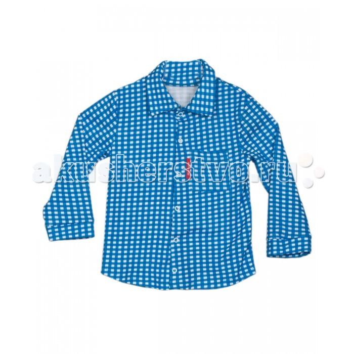 Блузки и рубашки ЯБольшой Рубашка В детский сад детский лифчик на 12 лет