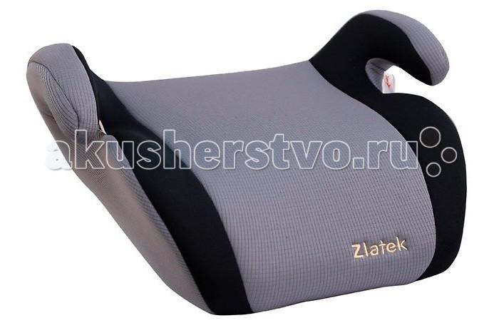 Бустер Zlatek ClipperClipperДетское автомобильное кресло «Zlatek Clipper» предназначено для детей от 6 года до 12 лет весом от 22 до 36 кг. Увеличенное посадочное место автокресла и специальная конструкция подлокотников обеспечивают комфорт ребенка во время поездки. Кресло имеет легкий вес, его легко установить в автомобиль, а при ненадобности - убрать в багажник.  Каркас автокресла изготовлен из ударопрочной ПНД-пластмассы. Износостойкий чехол сшит из гипоаллергенной ткани и легко снимается для стирки. В детском автомобильном кресле «Zlatek Clipper» ваш ребенок будет путешествовать в безопасности и с удовольствием!  Особенности: специальная конструкция подлокотников для удобства ребенка в поездке увеличенное посадочное место обеспечивает комфорт ребенка в поездке износостойкий чехол легко снимается для стирки компактный размер - кресло занимает мало места при перевозке увеличенные бортики автокресла предотвращают смещение ребенка усиленный каркас сиденья изготовлен экструзионно-выдувным способом нетоксичный гипоаллергенный материал безопасен для ребенка соответствует правилам ЕЭК ООН № 44-04<br>