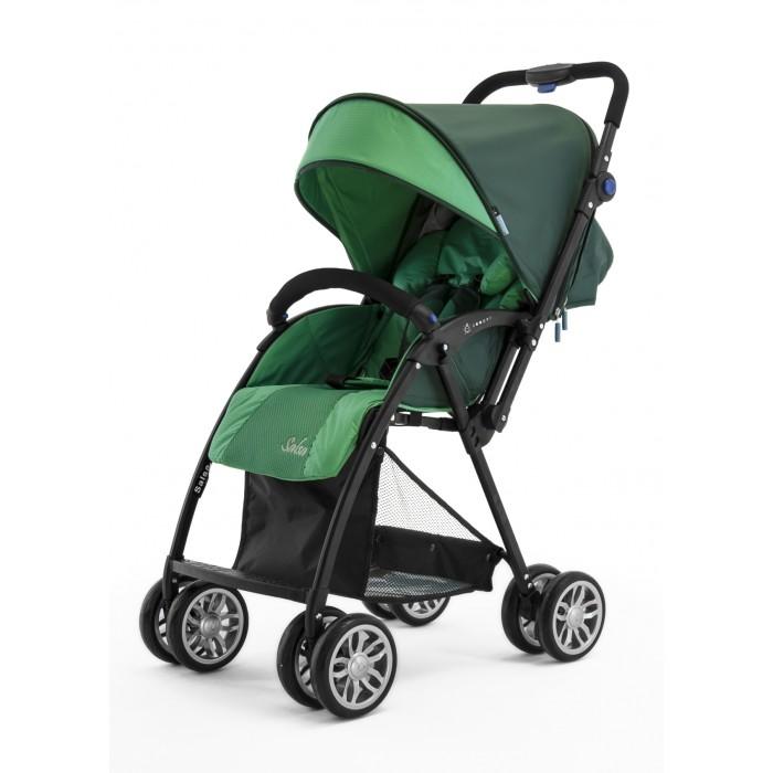 Прогулочная коляска Zooper SalsaSalsaПрогулочная коляска Zooper Salsa - прогулочная коляска, имеющая легкий вес (всего 5.8 кг) и перекидную ручку, позволяющую за считанные секунды менять направление положения ребенка. Особенностью модели также является возможность сложения до компактных размеров одной рукой, что весьма удобно в путешествиях.  Прогулочная коляска понравится вам своей маневренностью. Сплошная ручка и поворотные передние колеса позволяют с легкостью маневрировать на дорогах. Капор, бесшумно опускающийся до бампера, надежно укроет малыша от солнца, ветра и осадков. Спинку можно полностью опустить, позволив ребенку вздремнуть на прогулке.  Особенности:  полностью опускаемая спинка  подножка  регулируемый капюшон с козырьком, складывается бесшумно и опускается до бампера  отстегиваемый поручень  облегченное алюминиевое шасси  перекидная ручка, настраивается по высоте.<br>