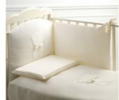 Комплект в кроватку Baby Expert Teddy (4 предмета)