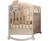 Детская кроватка Baby Italia Leo качалка