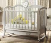 Детская кроватка Baby Italia Grace с эко-кожей