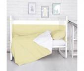 Бампер для кроватки Baby Nice (ОТК) Луны звездочки S6012702