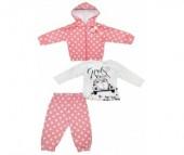 Baby Rose Комплект для девочки 7166