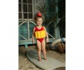 Baby Swimmer Детский купальный костюм Уточка