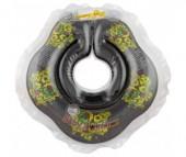 Круг для купания Baby Swimmer Гламур 0-24 мес.